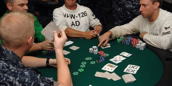 Here are 7 Ways To higher Gambling